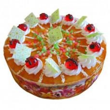 """Бисквитный торт """"Десертный"""""""