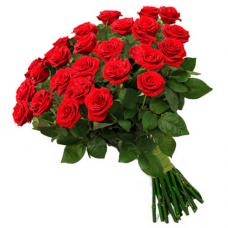 Букет из 25 Красных роз по специальной цене