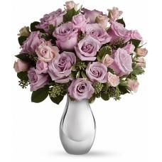 """Букет фиолетовых роз """"Джамала"""""""