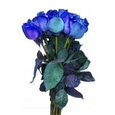 """Букет 7 синих роз """"Джойс"""""""