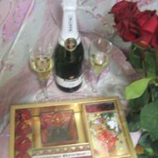 """Новогодний подарочный набор """"Романтика"""""""