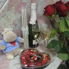 "Подарочный набор ""Романтика"""