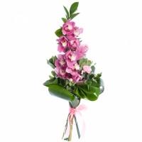 Букет из орхидей (цвет на выбор)