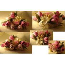 Цветок конфетный  Тюльпан Пастораль …. мелодия свирели нежной