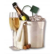 Подарочный набор из игристого вина и 2 бокалов